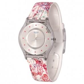 Relógio Swatch Jardin Fleuri SFE102