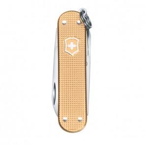 Canivete Victorinox Classic 5F Dourado