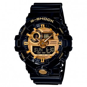 Relógio Analog-Digital G-SHOCK GA-710GB-1ADR