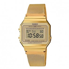 Relógio Casio Vintage A700WMG-9A  Dourado