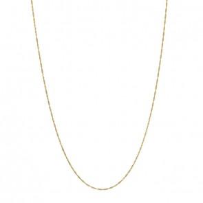 Corrente Ouro Singapura 40cm - 1.10gr