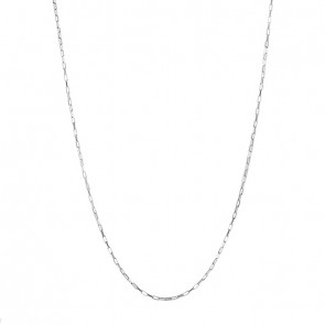 Corrente veneziana branca 60cm 1.40grs