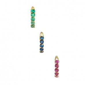 Piercing-Argola-com-6-Pedras-Preciosas-2.30mm-Ouro-Amarelo-(Pingentes)